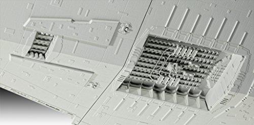 Revell Maqueta Wars Imperial Star Destroyer, Kit Modelo, Escala 1:2700 (6719)(06719), 60,0 cm de Largo