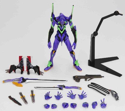Revoltech: 067 Neon Genesis Evangelion Eva Test Type-01 New Movie Edition Ver... (japan import)
