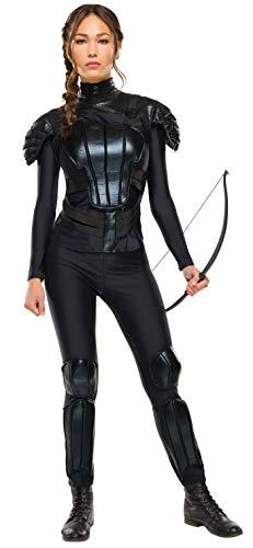 Rubies Disfraz Oficial de Katniss rebelde de los Juegos del Hambre, pequeño