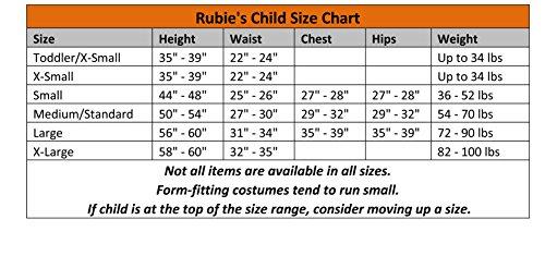 Rubies Kit disfraz Clone Trooper Legión 501 Star Wars para niño - 5-7 años