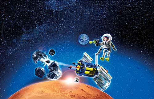 Satélite con Láser para los Meteoritos