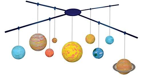 Science4you-sol Sistema Solar brilla en la oscuridad - Juguete para construir un Proyetor Planetario - Regalo Astronomia ideal para niños, 8 a&ntildeos (600065)