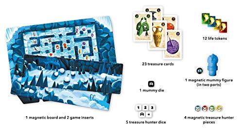 SD Games SDGESCPIN03 Pyramid of Pengqueen, Multicolor
