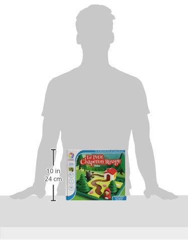 Smartgames - SG 021FR–Caperucita Roja–Juego de reflexión para niños