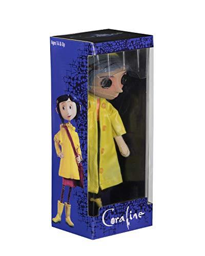 Star Coraline Figura muñeca de 25 cm de colección de la película Original NECA U.S.A.