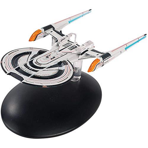 Star Trek - Crucero de la Federación U.S.S Gagarin - Eaglemoss Collections