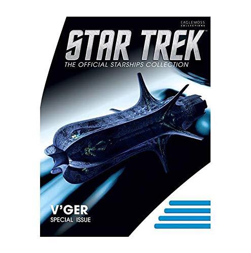 Star Trek Starships Collection Special V'Ger 22 cms.