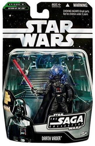 Star Wars Colección Saga #045 Darth Vader ''Batalla en Endor''