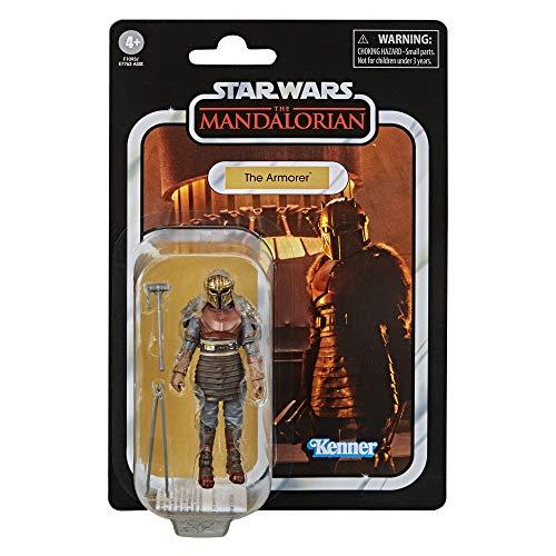 Star Wars Colección Vintage Figura The Armorer (Hasbro F10935X0)