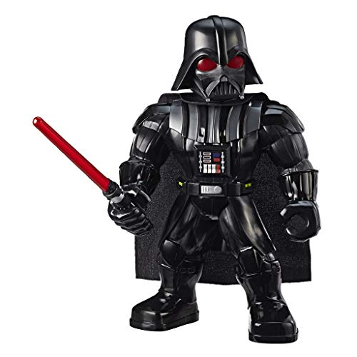 Star Wars - Figura de acción Mega Mighties Darth Vader (Hasbro E5103ES0) , color/modelo surtido