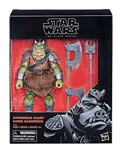 Star Wars The Black Series 6-Inch Action Figure - Gamorrean Guard