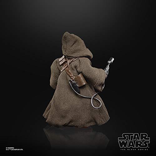 Star Wars The Black Series - Jawa a Escala de 15 cm - 50.º Aniversario de Lucasfilm - Figura de la trilogía Original de Star Wars - Edad: 4+