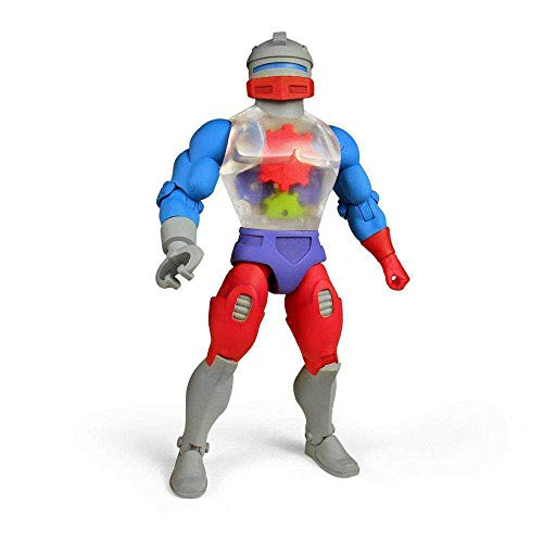 SUPER7 Masters of The Universe Classics Action Figure Club Grayskull Wave 4 Roboto 18 c