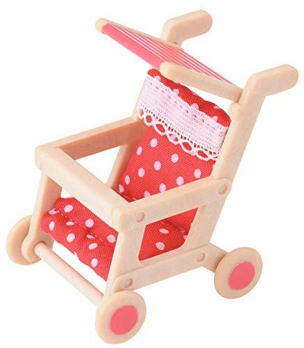 Sylvanian Families - 4460 - Set de cochecito para bebé