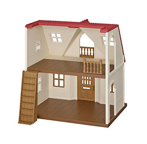 SYLVANIAN FAMILIES - 5303 - Casa de Campo + 4172 - Familia Ardilla de la Nuez