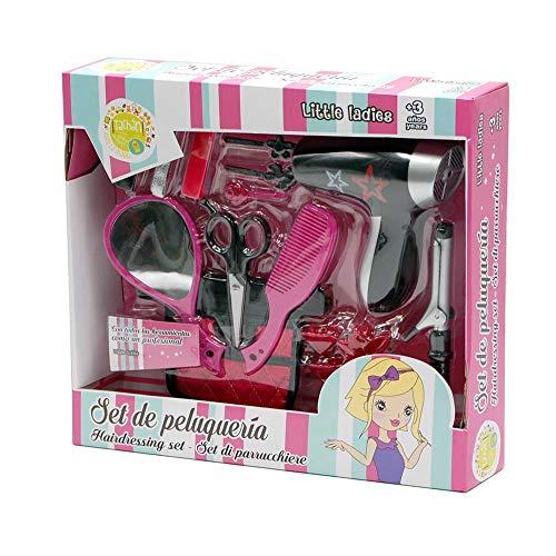 Tachan - Set de peluquería hairstyle (CPA Toy Group BE1315) , color/modelo surtido