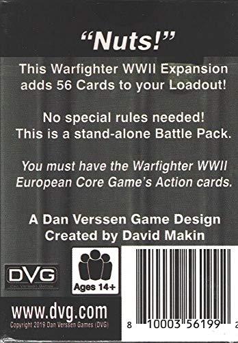 Tactical Wargame Warfighter WWII - Bastogne Expansion