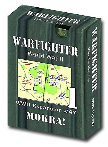 Tactical Wargame Warfighter WWII - Mokra #1 Expansion