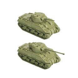 Tanks British Sherman Firefly Paquete de expansión