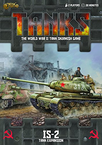 Tanks: Soviet IS-2 Tank Expansion Board Game