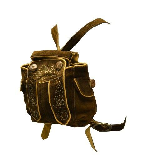 Tannhauser 0108-29 - mochila, de color marrón oscuro