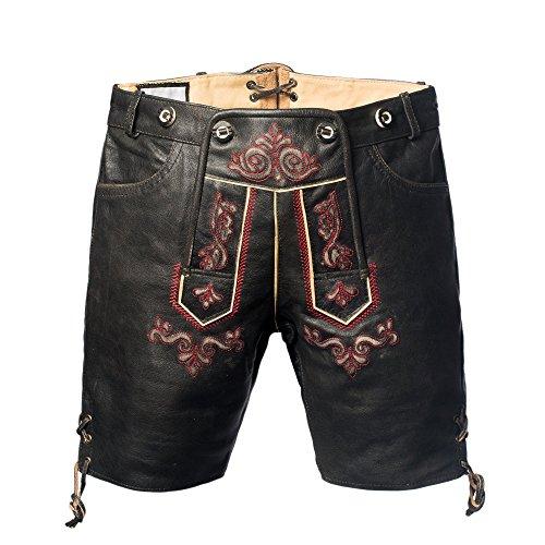 Tannhauser, Pantalones Cortos para Mujer, Negro, 38 (Carlota)