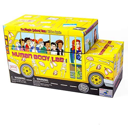 The Magic School Bus: Laboratorio del Cuerpo Humano