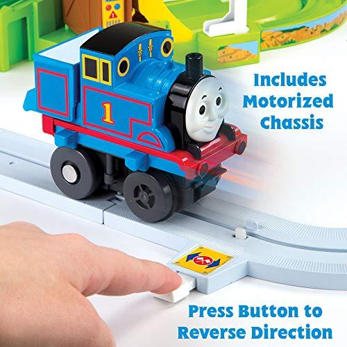 Thomas y Sus Amigos - Juego de Locomotora de Thomas Big Loader con Locomotora de Juguete, Trenes de Juguete, Regalos para niños, Thomas la Locomotora y Juego Creativo para niños