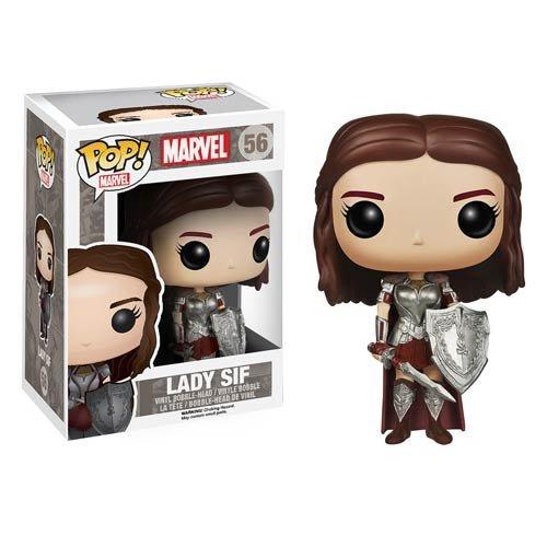 Thor The Dark World Movie Lady Sif Pop! Vinyl Bobble Head by FunKo