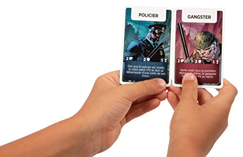 Topi Games BAT-599001 - Juego de Mesa, Le saveur de Gotham, Idioma español no garantizado