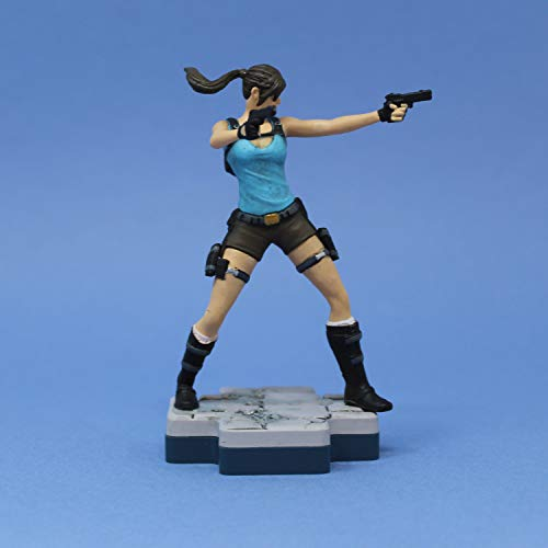 Totaku Tomb Raider Figure 10 cm Tempio di Osiride 49 First Edition Lara Croft