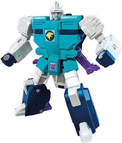 Transformers Toys Generations War for Cybertron, Earthrise Double Pack WFC-E30 Decepticon Clones Figuras de acción, niños de 8 años en adelante, 8,5 cm