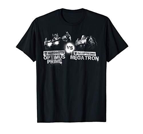 Transformers: War For Cybertron Optimus Prime Vs. Megatron Camiseta