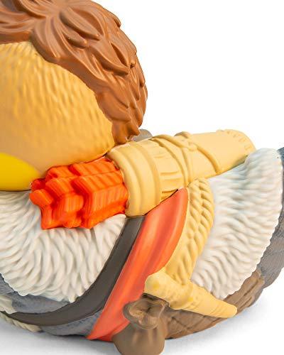 TUBBZ Figura de Pato Coleccionable de God of War Atreus – Producto Oficial del Dios de la Guerra – Regalo de Vinilo Exclusivo de edición Limitada para coleccionistas