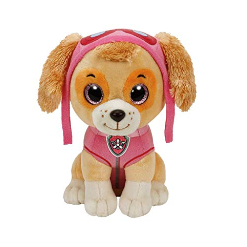 Ty Paw Patrol Skye Cane Peluches Toy 380, Multicolor, 8421412105