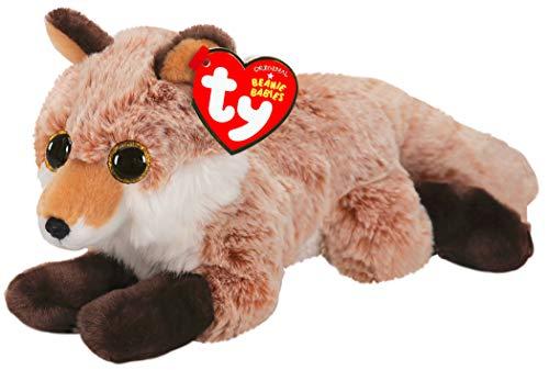 Ty UK Ltd 50052 Fredrick Fox Beanie Babies, Multicolor