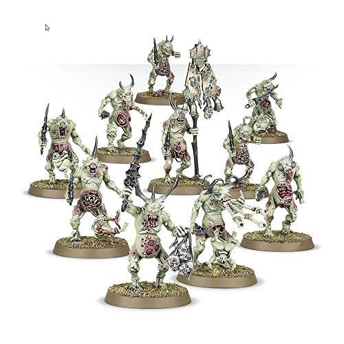 Warhammer AoS & 40k – Start Collecting! Daemons of Nurgle