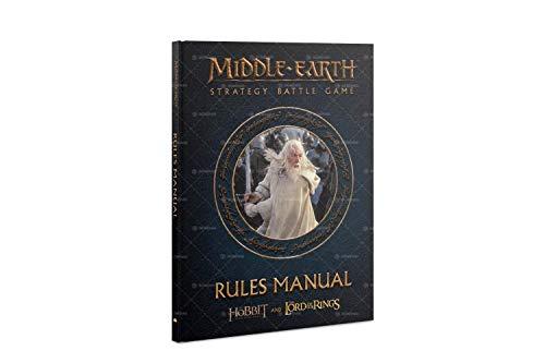 Warhammer Middle Earth - Manual de reglas del juego de la estrategia de la Tierra Media (Anglais)