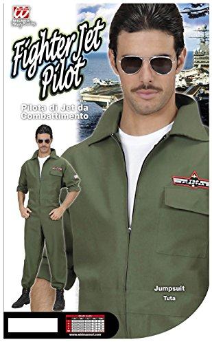 WIDMANN Disfraz para hombre piloto, talla L (89023)