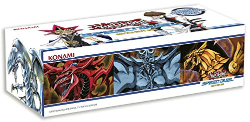 Yu-Gi-Oh! 4012927843864 Juego de Cartas Trading Speed Duel: Battle City Box