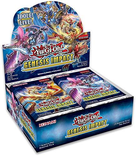 Yu-Gi-Oh! TRADING CARD GAME-Pantalla: Genesis Impact – Edición Alemana