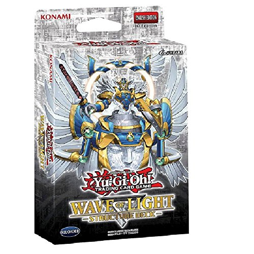 YU-GI-OH! YGO-SDWL-EN - Baraja de Estructura Wave of Light.