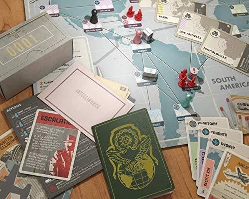 Z-man Games España Pandemic Legacy Temporada (ZM7174ES)
