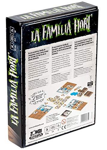 Zombi Paella La Familia Hort