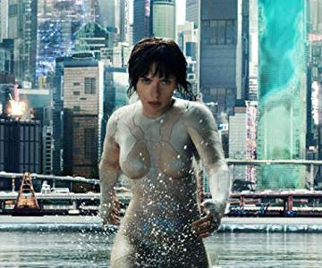 ghost in the shell juego