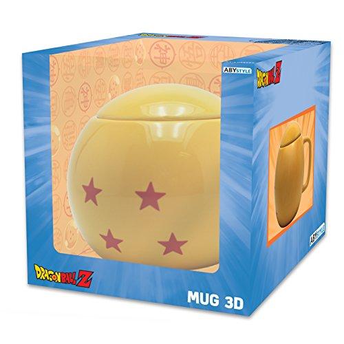ABYstyle - DRAGON BALL - Taza 3D - Dragon Ball
