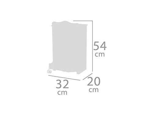 Armario Madera de Muñecas Sky Decuevas 54035