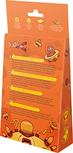 Asmodee Story Cubes: Original - Todas las versiones disponibles, Español (ASMRSC101ML1) , color/modelo surtido