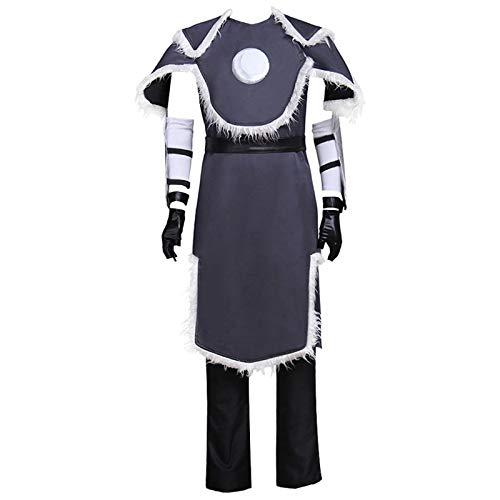 Avatar The Last Airbender Sokka Disfraz de Cosplay Adulto Carnaval Disfraz de Halloween