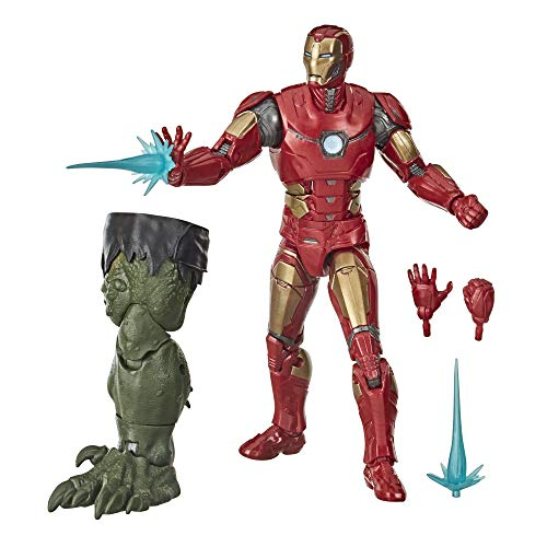 Avengers - Videojuego Figuras Iron Man 15 cm (Hasbro, E91825X0)